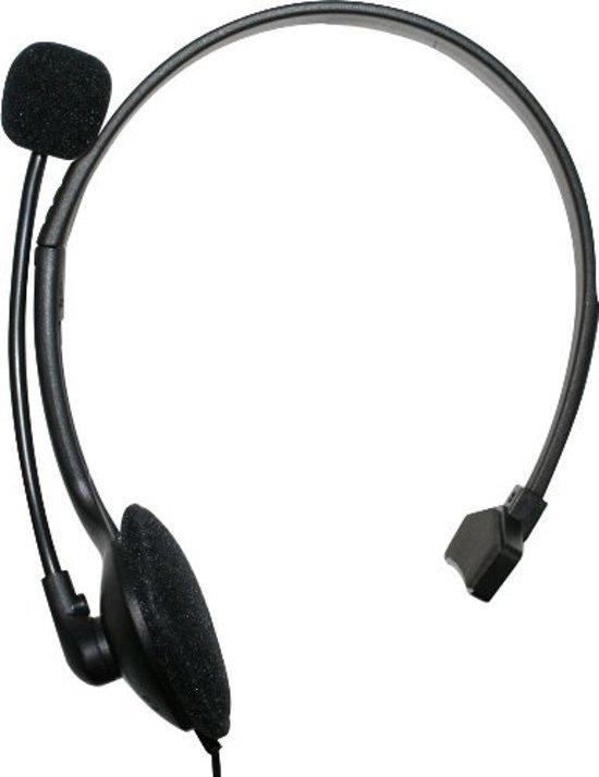 Gaming Headset XBox 360 Zwart