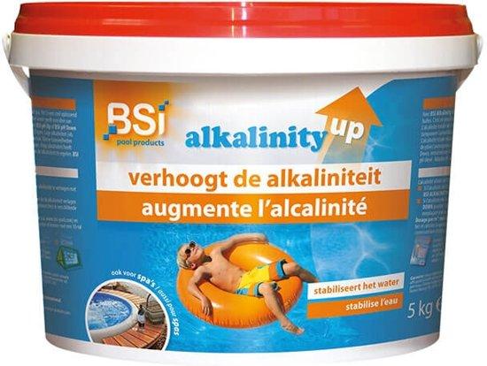 Alkanity up 5 kg - verhoogt de alkaliniteit in uw zwembad of spa