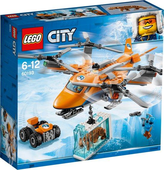 LEGO City Arctic Poolluchttransport - 60193