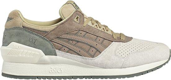 asics sneakers grijs