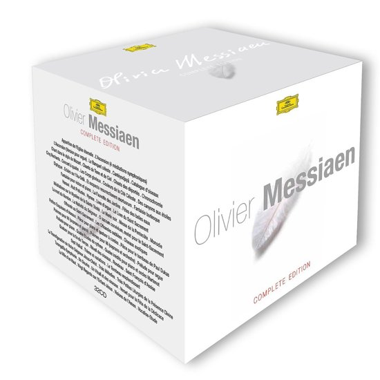 Olivier Messiaen: Complete Edition (Limited Edition)