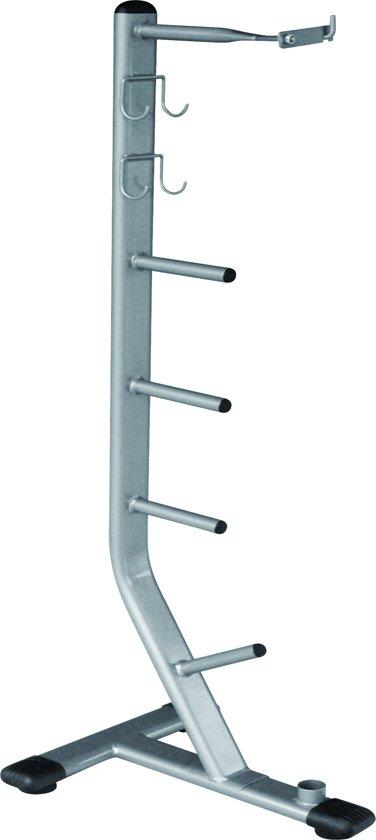 Tunturi Halterschijf standaard & Halterstandaard - Ø 30mm