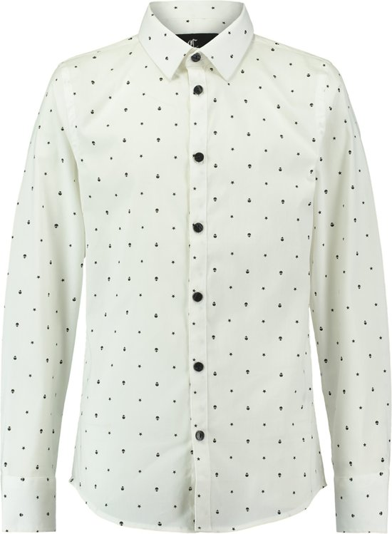 Blouse Of Overhemd.Bol Com Coolcat Blouse Overhemd Hxminimum Wit 158 164