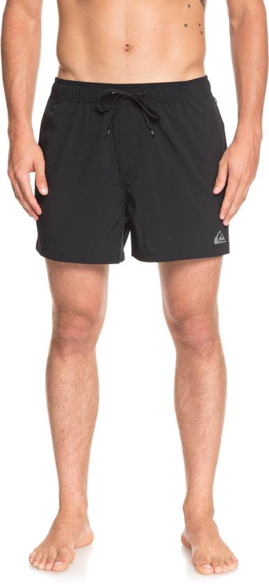 Zwembroek Kort Model.Quiksilver Everyday Stretch 15 Heren Zwembroek Black Maat S