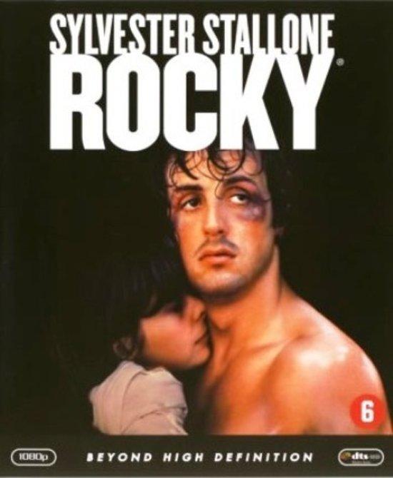Cover van de film 'Rocky'