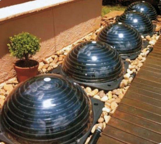 Aquaforte Solar Heater Premium XL versie (Met Reflectie Parabool)