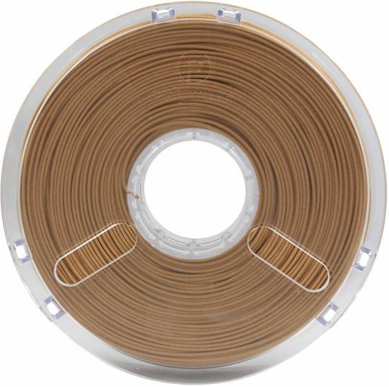 Polyplus 1,75mm polywood hout 3d printer pla filament 300gr