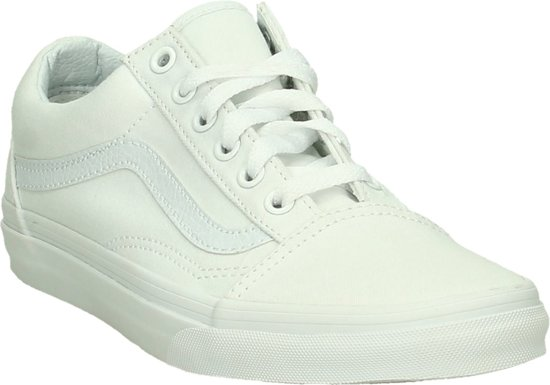 1ee55045b3 Sneakers Old 38 Unisex Maat True Skool White Vans 6awxEzq6