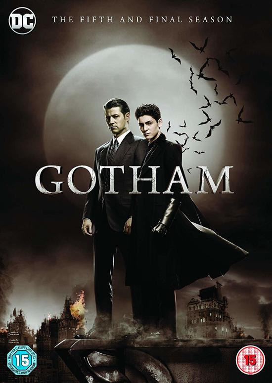 Gotham Seizoen 5 (Import met NL)