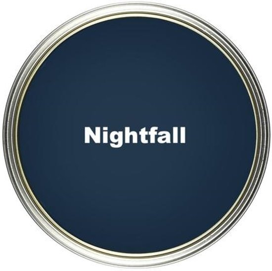 No Seal Chalk Paint Night Fall
