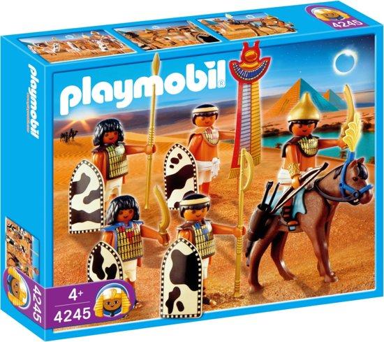 Playmobil Egyptische Soldaten - 4245
