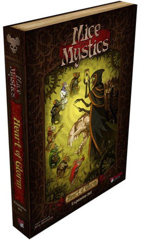 Afbeelding van het spel Mice and Mystics The Heart of Glorm - Engelstalig