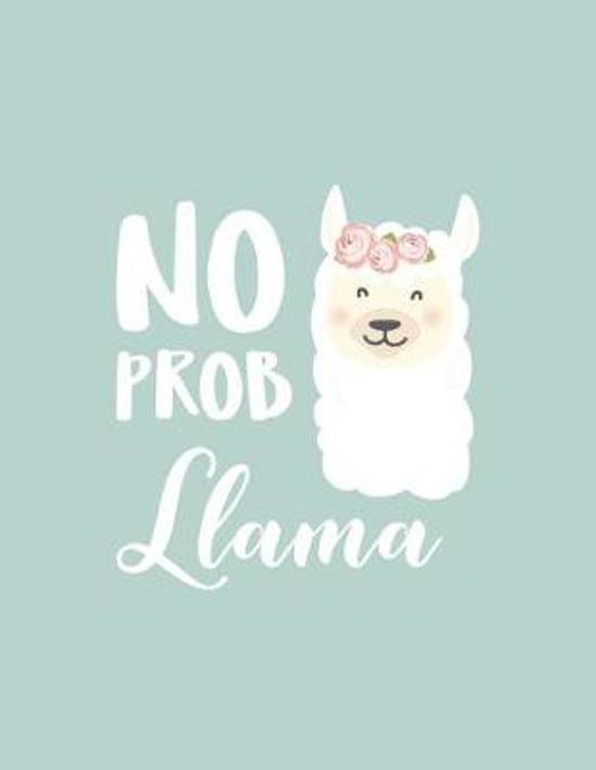 ab7440d6 bol.com   No Prob Llama, Cutie Unicorn   9781722222482   Boeken