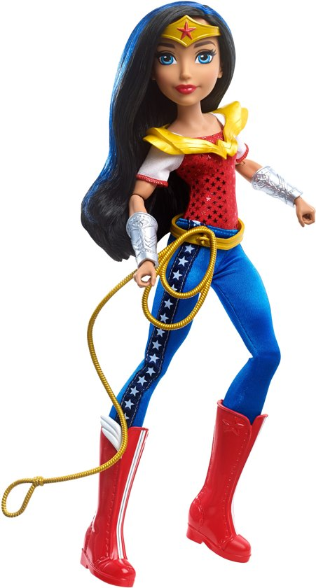 DC Super Hero Girl Wonder Woman Action Pop Luxe Editie