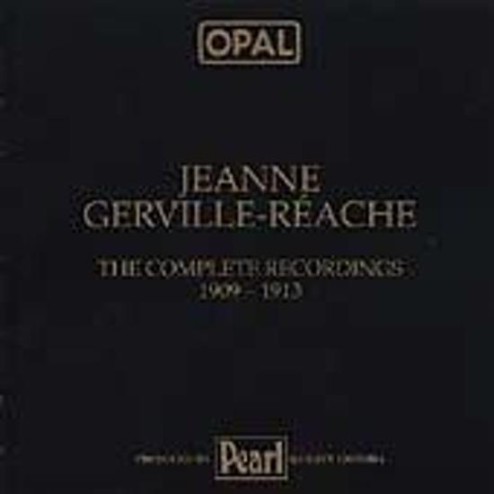 OPAL  Jeanne Gervill-Reache - The Complete Recordings