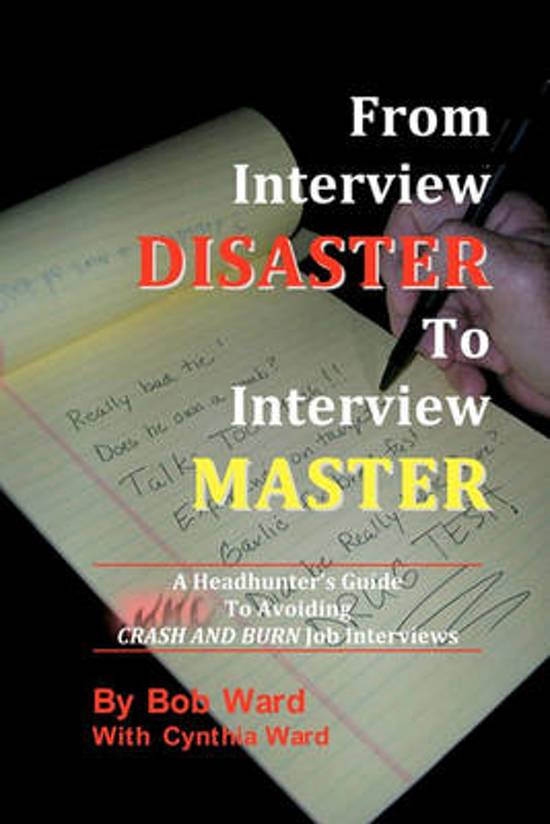 From Interview Disaster to Interview Master
