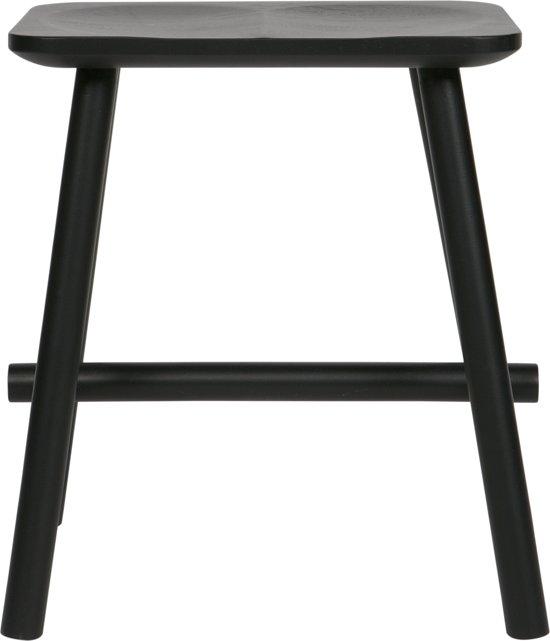 vtwonen Butt Kruk - Hout - Zwart - 46x40x30