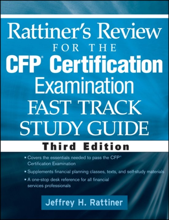 Bol Rattiners Review For The Cfpr Certification Examination
