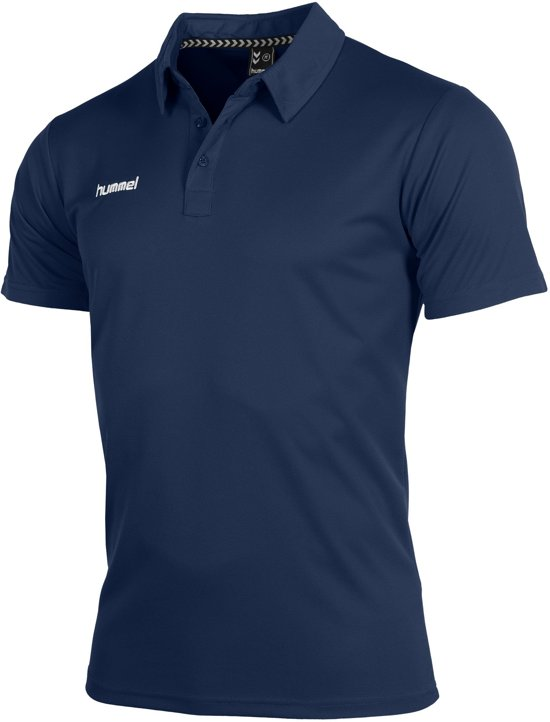 hummel Authentic Corporate Climatec Polo Unisex Sportpolo Unisex - Navy