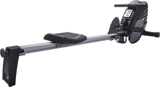 Roeitrainer - VirtuFit Row 450 - Roeimachine - Roeiapparaat - Inklapbaar - Zwart