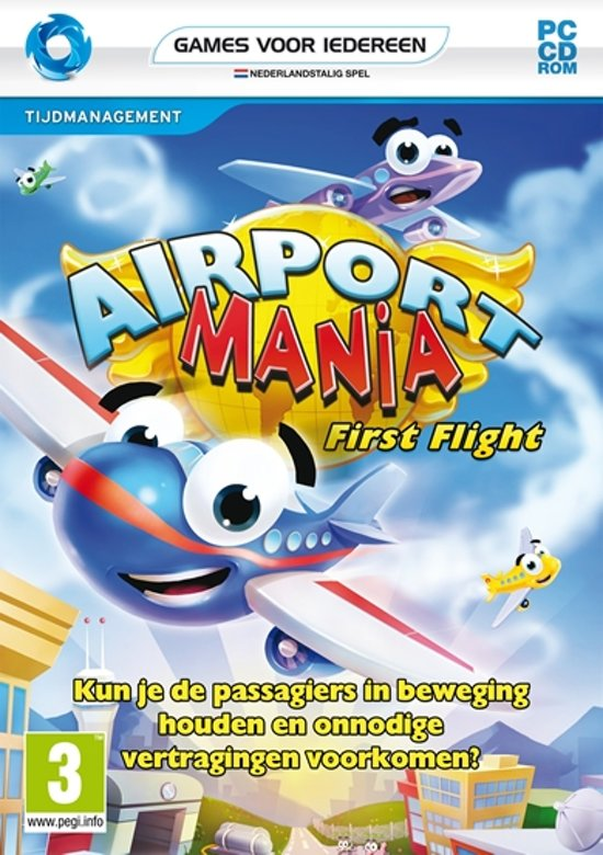 Airport Mania - Windows