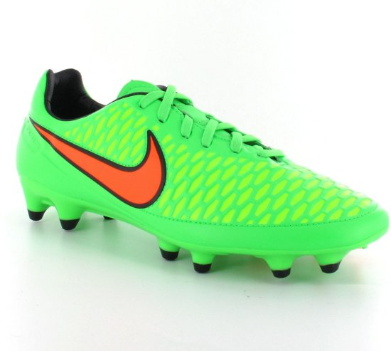 the latest ff3ef fd021 Nike Magista Orden FG - Voetbalschoenen - Heren - Maat 45 - Groen