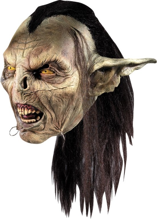 Citaten Uit Lord Of The Rings : Bol orc masker uit lord of the rings