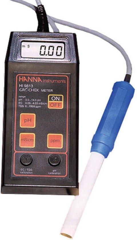 Hanna Instruments Portable pH, EC en TDS meter