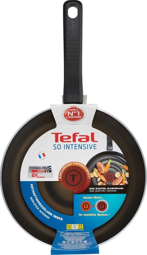 Tefal So Intensive Koekenpannenset 24 + 28 cm