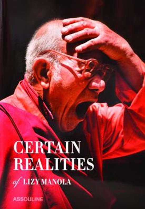 Boek cover Lizy Manola, Certain Realities van Not Available (Hardcover)