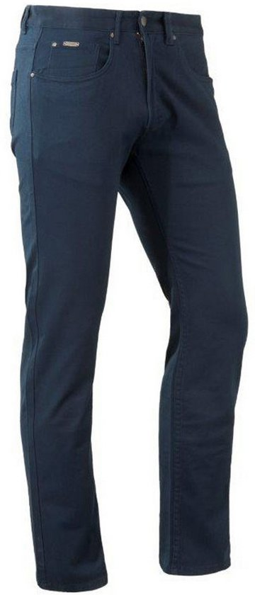 Brams Paris - Heren Jeans - Stretch - Lengte 34 - Hugo - Navy
