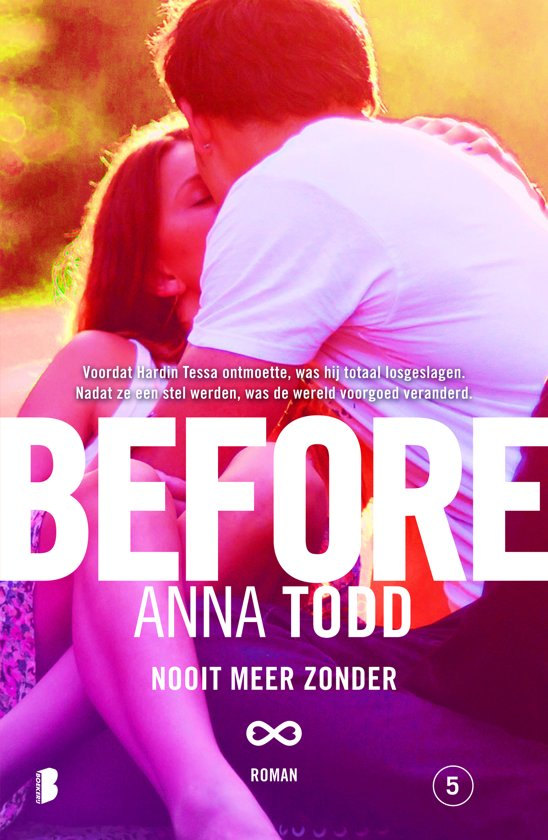 Boek cover After 5 - Before van Anna Todd (Paperback)