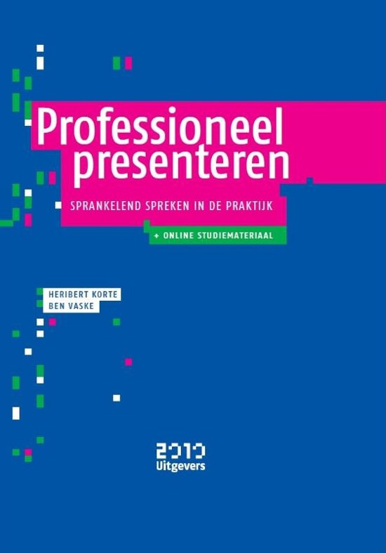 Professioneel presenteren