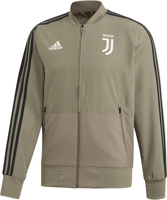 36ec62b8cd9 bol.com | adidas Juventus Presentatiejack - Jassen - grijs - XS