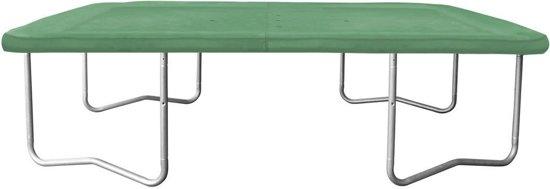 Salta Trampoline Beschermhoes 244 x 396 cm Groen