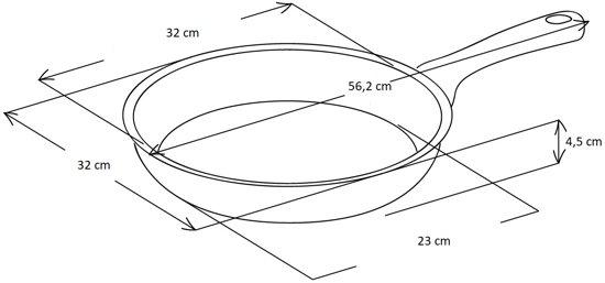 De Buyer Mineral B Element Koekenpan à 32 cm