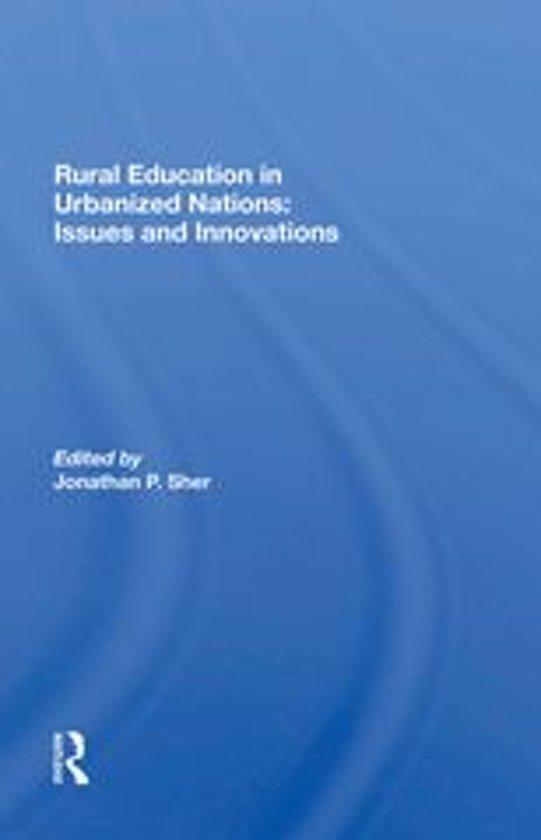 Rural Education In Urbanized Nations