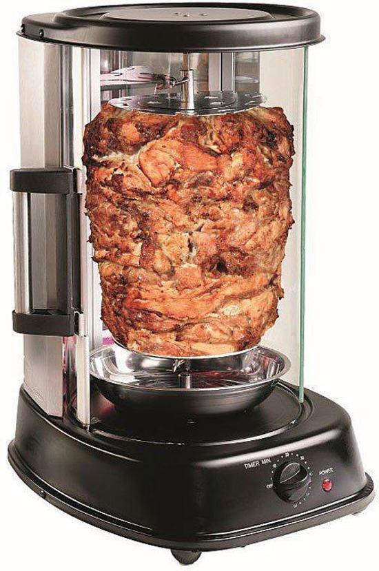 Doner Vlees Kopen.Bol Com Dssenrico Grillmaster Voor Doner Kebab Maximaal 2