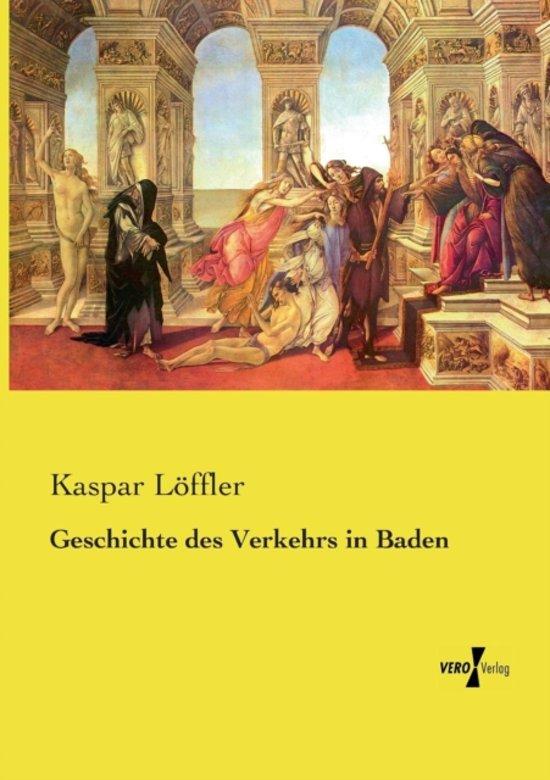 Geschichte Des Verkehrs in Baden