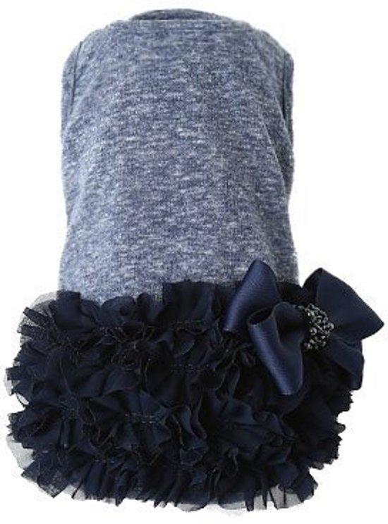 Puppy Angel Hondenkleding - Luxury Frilled Dress