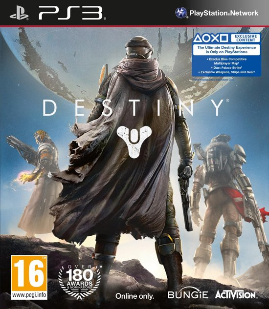 Destiny - Standard Edition - PS3 kopen
