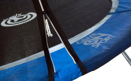 Game On Sport Trampoline Jumpline 244 blauw