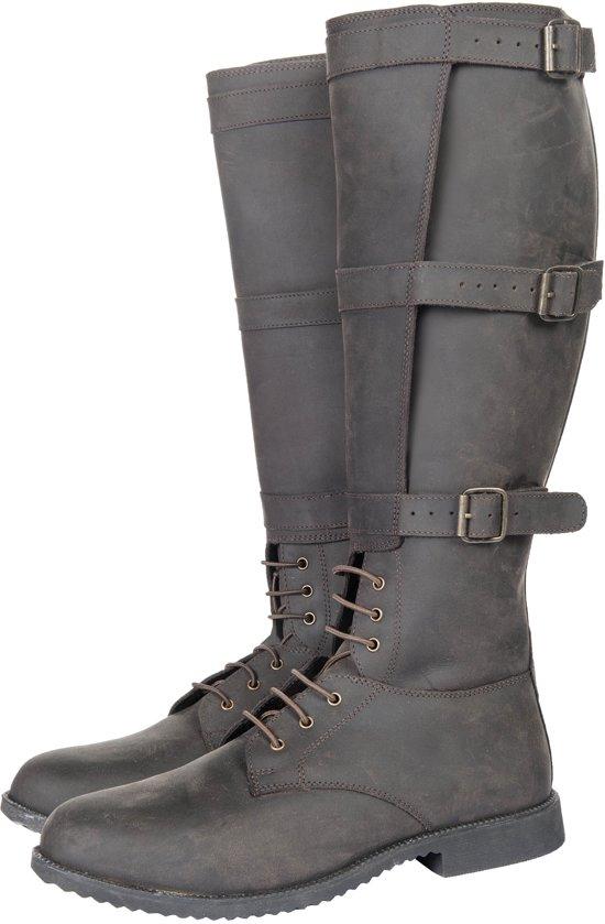 HKM Fashion laarzen -Race winter- donkerbruin 41