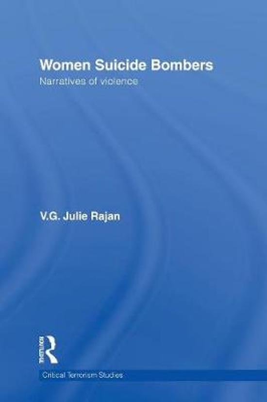 Women Suicide Bombers