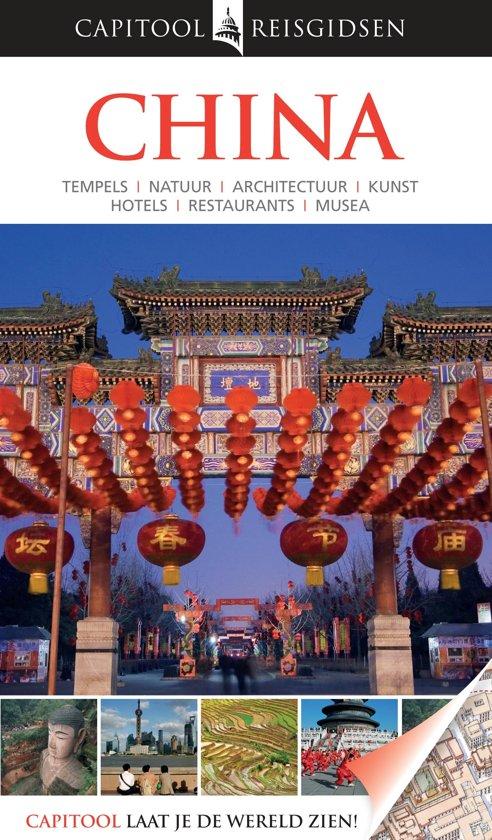 Afbeelding van Capitool reisgidsen - China