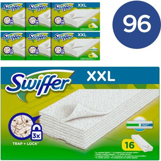 Swiffer Sweeper Maxi - 96 Stuks - Navul Stofdoekjes
