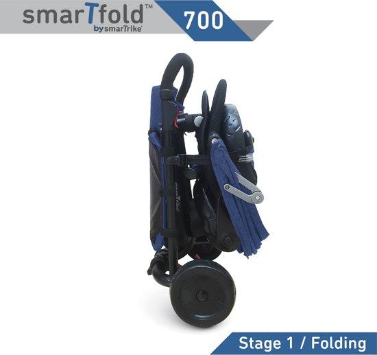 smarTrike smarTfold 700 8-in-1 Driewieler