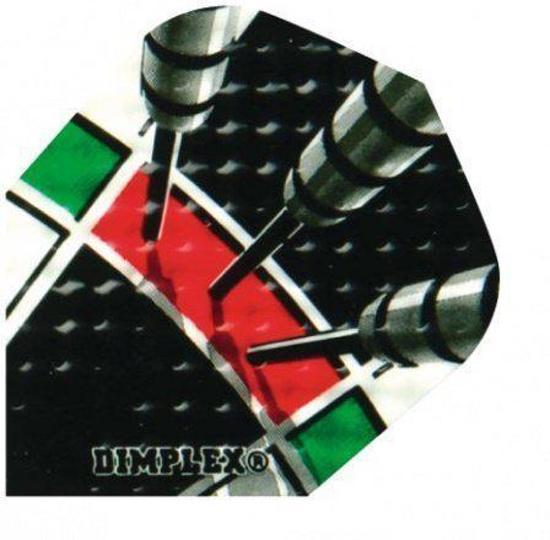 Harrows Dimplex flight 3 darts