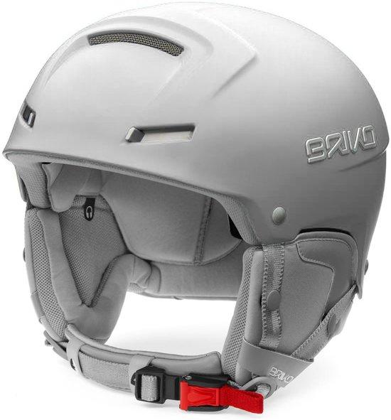 Giada Ski helmet SHINY PEARL WHITE - Maat M/L