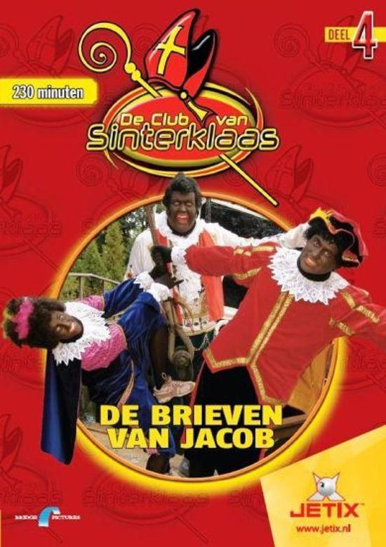 Club Van Sinterklaas 4 - De Brieven van Jacob